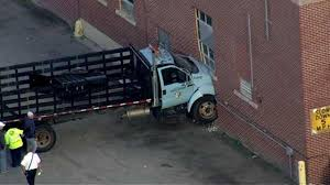 Streets And Sanitation Truck Crashes Into Streets And Sanitation ... Images Truck Crashes Into Jacksonville Beach Lawyers Office Wjaxtv Fire Truck Through Cable Barrier After Tire Blows Out Kforcom Dump Rock Beside Trscanada Highway In Langford Driver Inattention At Root Of 3 Deadly Transport Opp Injured Box Kfc Pinellas Park Falls Garage Tree Line On Rice Street News Deldot Plow Newark 6abccom Massive Crash Youtube Chicken Spilling Foul Onto Alabama Highway Telegraph Road Business Nation And World Pickup House Mesa