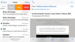 How to delete not archive Gmail messages on iPhone