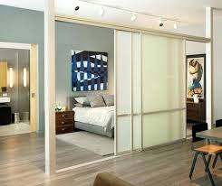 Portable Room Dividers Sliding Door Divider Houzz Within Moveable