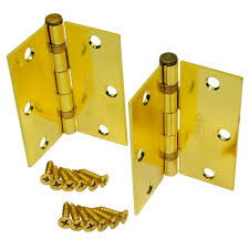Non Mortise Cabinet Hinges Nickel by Johnson Hardware 1601 Full Access Bi Fold Door Hardware