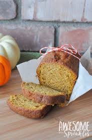 Libbys Pumpkin Bread Mix Directions by Pumpkin Spice Loaf Awesome With Sprinkles