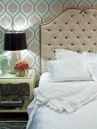 Bedroom Cool And Calm Design Vases Books Bed Chandelier Carpet Pillow Cabinet Frames Decoration Wallpaper