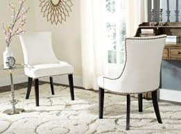 Upholstered Dining Chairs With Nailheads by Dining Chairs Collection Safavieh Com