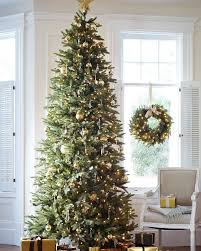 Unlit Christmas Tree 9 by Buy Silverado Slim Christmas Trees Online Balsam Hill
