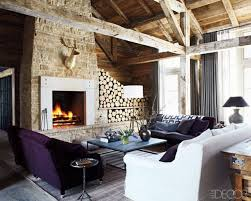 Lodge Style Home With A Modern