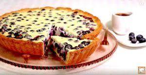 skyr kuchen mit heidelbeeren kalorienarm und lecker