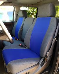Scuba Neoprene Custom Seat Covers - Perfect For Active Lifestyle
