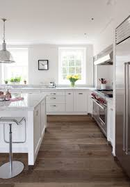 Vinyl Plank Flooring Reviews Kitchen Farmhouse With Bin Pulls From New Style