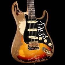 Fender Custom Shop Stevie Ray Vaughan Number One Stratocaster MB John Cruz