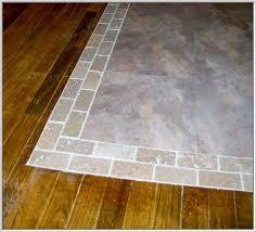 tile to wood floor transition ideas homesfeed