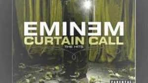 eminem intro curtain call youtube