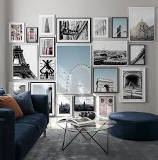 gallery wall and picture wall inspiration desenio co uk