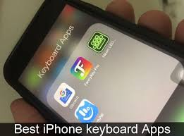 Best iPhone keyboard Apps iOS 10 iPhone 7 iPhone 7 Plus