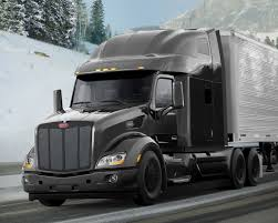 100 Tmc Trucks Peterbilt Showcases Model 579 Featuring New Exterior Options At TMC