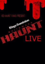 Kings Dominion Halloween Haunt Application by Halloween Haunt Kd Hhauntkd Twitter