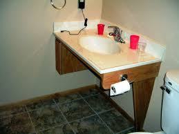 Handicap Accessible Bathroom Design Ideas by Handicapped Bathroom Sinks Best Bathroom Decoration