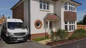 100 House Van Man And Europe And European Removals