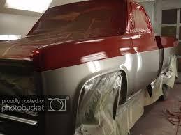 1986 Chevy Truck Interior