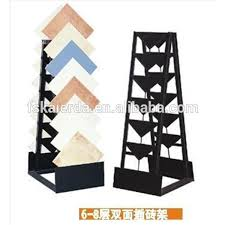 factory direct granite and marble tile display stand ceramic tile