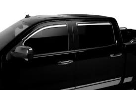 Putco® - GMC Sierra 4 Doors 2015-2018 In-Channel Element Window Visors Egr 0713 Chevy Silverado Gmc Sierra Front Window Visors Guards In Best Bug Deflector And Window Visors Ford F150 Forum Aurora Truck Supplies Stampede Tapeonz Vent Fast Free Shipping For 7391 Chevygmc Truck Smoke Tint Window Visorwind Deflector Hdware Inchannel Smoke Weathertech Deflector Wind Visor Ships Avs Color Match Low Profile Deflectors Oem Style Rain Avs Install 2003 2004 2005 2006 2007 Dodge 2500 Shade Fits 1417 Chevrolet 1500 Putco Element Sharptruckcom