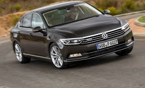 2015 Volkswagen Passat Euro Spec First Drive – Review – Car and Driver