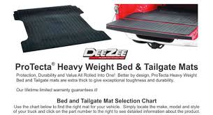 Protecta Bed Mat by Bedmats Drawtite Reese Tekonsha Bulldog Fulton