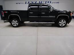 100 2012 Gmc Truck GMC Sierra 2500HD 4x4 Crew Cab Denali Fond Du Lac WI