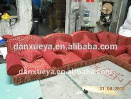 canapé arabe morrocan tissu canapé arabe plancher du salon canapés en vente