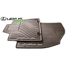 Lexus All Weather Floor Mats Es350 by Amazon Com Lexus 2010 2012 Rx350 Rx450h All Weather Floor Mats