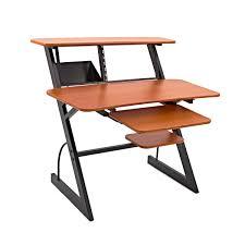 4 Tier Home Studio Desk by Gear4music 6U at Gear4music