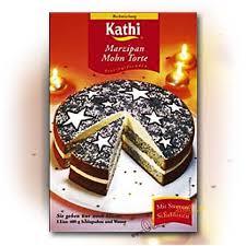 kathi marzipan mohn torte 380g