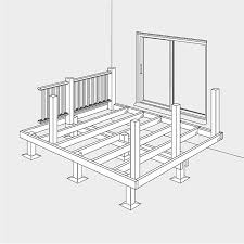 how to build a raised deck help u0026 ideas diy at b u0026q