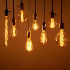 vintage edison bulbs e27 40w 60w ac 220v incandescent l retro