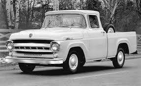 100 1959 Ford Panel Truck S Fseries Pickup Its History From The Model TT To Today