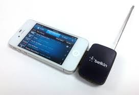 How To Connect Android Iphone Phones Tablets Tv Wireless Wired You Belkin Dyle Mobile Tv Receiver For Iphone And Ipad Gad sin