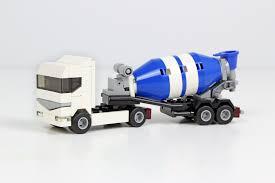 100 Lego Cement Truck Renault Premium Mixer Cars Truck