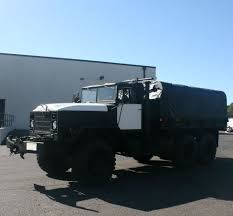 Howell Police Department 5 Ton Truck | MILSPRAY®