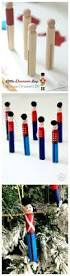 Fred Meyer Christmas Tree Ornaments by Best 25 Christmas Clothespin Crafts Ideas On Pinterest Holiday