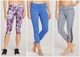 Leggings I Have Are Black With Multi Color Tiny Lines And Swear They Make Me Look Way Skinnier Than Am Its Like The Little Wavy Magic