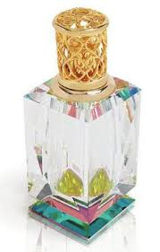 antiqued silver la tee da glass fragrance l catalytic l or