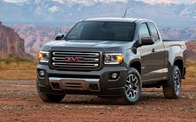 2015 GMC Canyon - News, Reviews, Picture Galleries And Videos - The ... Brand New 2016 Gmc Sierra 1500 Slt Allterrain X For Sale In Autolirate Trucks At The New York Times Gonzales 2500hd Vehicles Sale Elevation Edition Is A Dark Take On Tough Truck Autoblog Near Shelburne Murray Gm Yarmouth North Bay 2017 Hd Powerful Diesel Heavy Duty Pickup Parkersburg Canyon Gmc White Present Frost Truck 3500 Buy Lease Or Finance Gainesville Fl 32609 Luxury Slt For Pauls Carbon Fiberloaded Denali Oneups Fords F150 Wired
