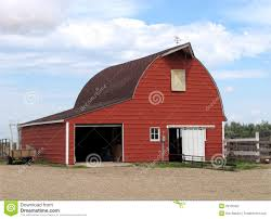Modern Red Metal Barn. Stock Photo. Image Of Building - 29130452 Gambrel Steel Buildings For Sale Ameribuilt Structures Wagler Builders Blog Post Frame Building And Metal Roofing Sliding Doors Barn Agricultural Gl Want To Do Something Like This The Door Pole Barn Roof 25 Lowes Siding Tin Sheets Astrowings 1958 Thunderbird A Shed From Scratch P3 Planning Gallery Category Cf Saddle Leather Brown Image Red Cariciajewellerycom Modern Red Metal Stock Photo Of Building 29130452 Truten A1008 In 212 Corrugated Siding Pinterest