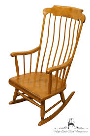 NICHOLS & STONE Solid Hard Rock Maple Windsor Rocker / Rocking Chair - #20  Antique Finish Early American Fniture And Other Styles How To Choose The Most Comfortable Rocking Chair The Best Reviews Buying Guide October 2019 Fding Value Of A Murphy Thriftyfun Beautiful Antique Edwardian Mahogany Rocking Chair Amazing Leather Seat H O W T Restore On Antique Shaker Puckhaber Decorative Antiques Era High Normann Cophagen 19th Century Caistor Chairs 91 For Sale At 1stdibs