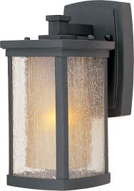 bungalow 1 light wall lantern outdoor wall mount maxim lighting