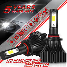 2018 cree led headlight kit 9005 hb3 9145 12000w 6000k 180000lm