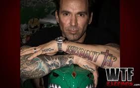 Celebrity Tattoos Part 2