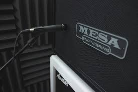 Mesa Boogie Cabinet 2x12 by 5 Tips For Guitar Cab Micing Wired Guitarist