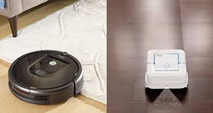 irobot vacuum cleaning mopping outdoor maintenance