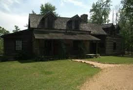 Rustic cabin in central Alabama so private yet so convenient