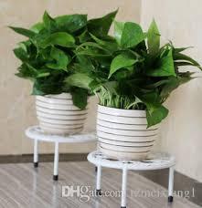 luoke pflanzenregal einlagig schmiedeeisen bodenständer